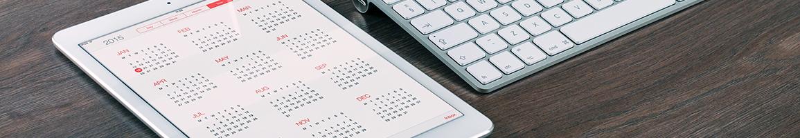 Calendarios DEC