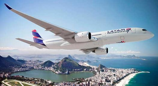 Fundador DEC: Latam Airlines
